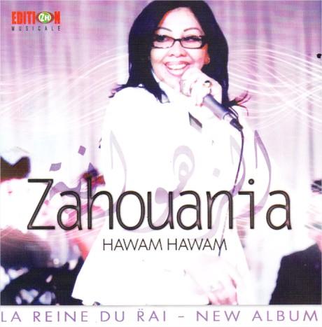 cheba zahouania 2012 - hawam hawam mp3